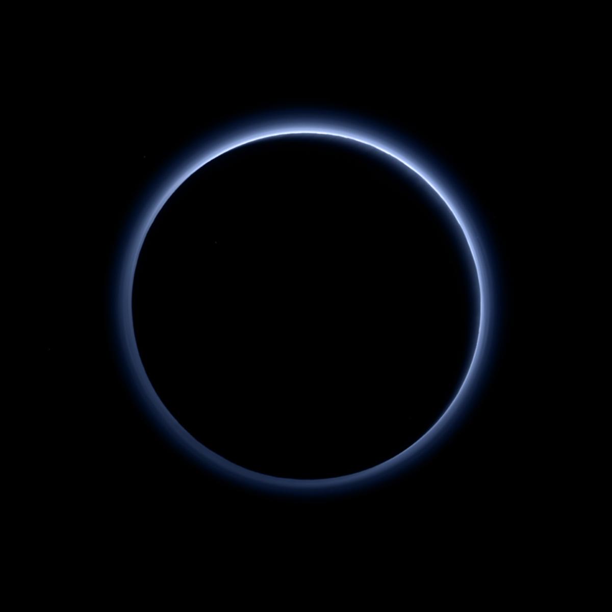 Bild zu New Horizons, Pluto