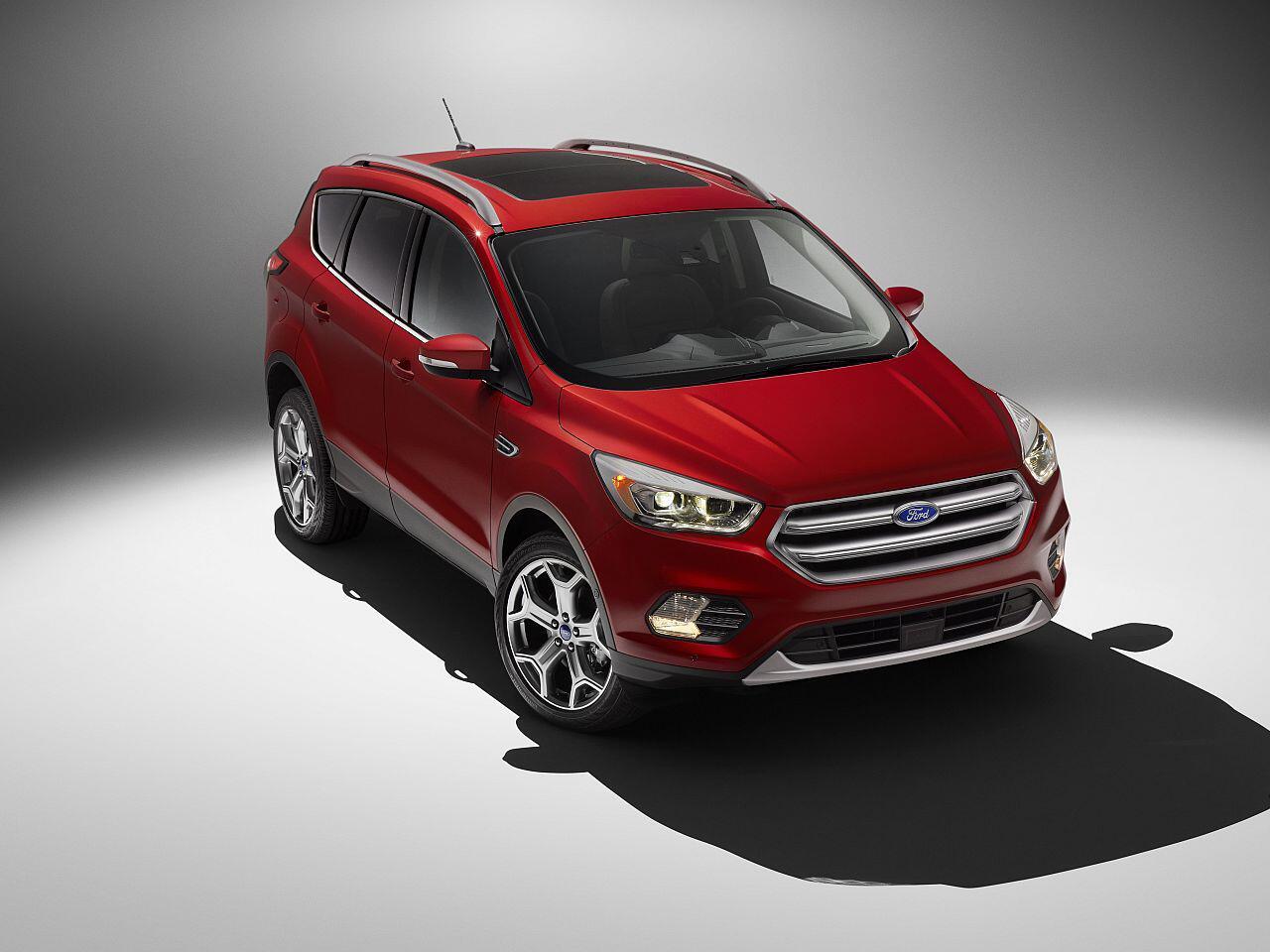 Bild zu Platz 8: Ford Escape