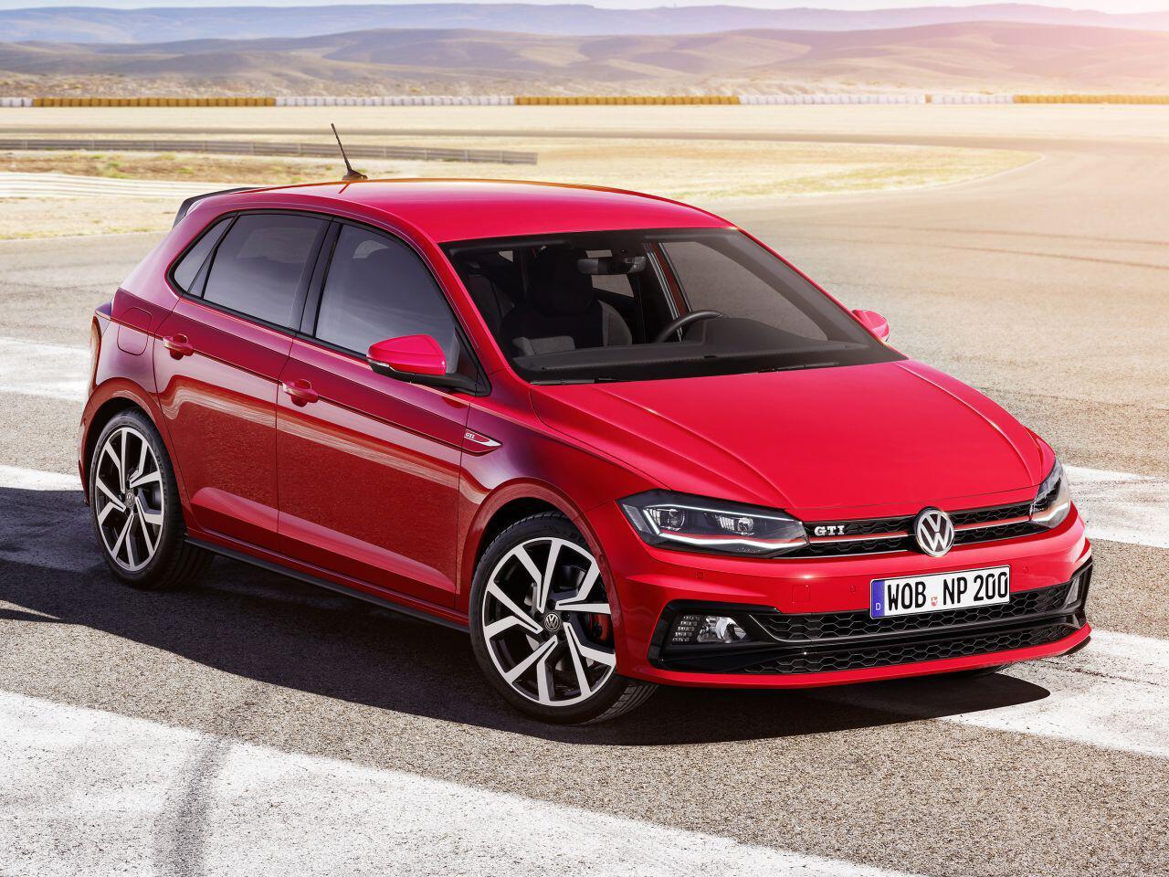 Bild zu Platz 3: VW Polo