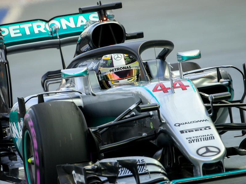 Bild zu Lewis Hamilton