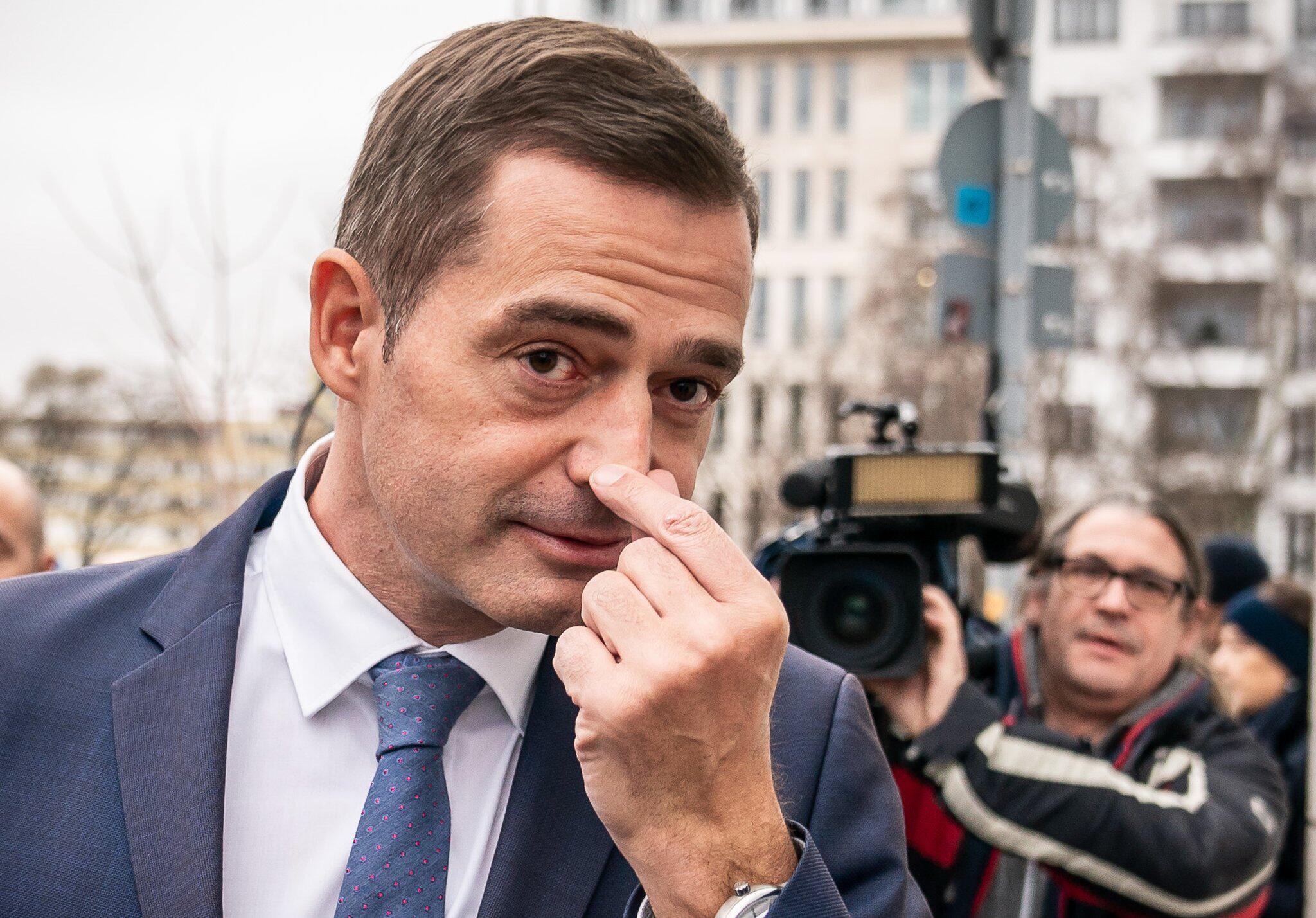 Bild zu Nach Ministerpräsidentenwahl in Thüringen- CDU-Präsidium