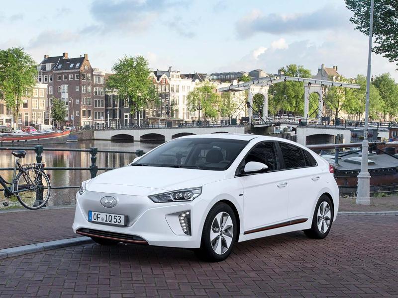 Bild zu Hyundai Ioniq