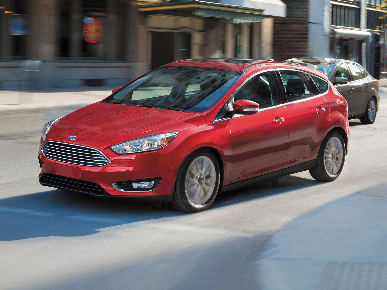 Bild zu Platz 7: Ford Focus