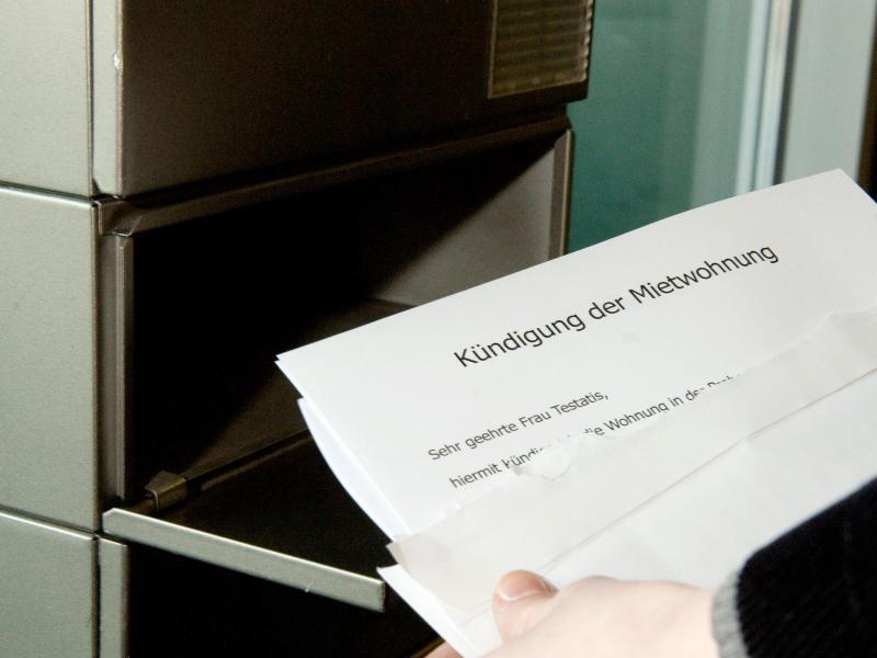 Bild zu Kündigung der Mietwohnung