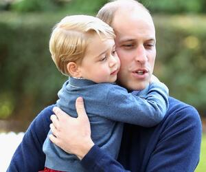 Prinz William, Prinz George, Royals
