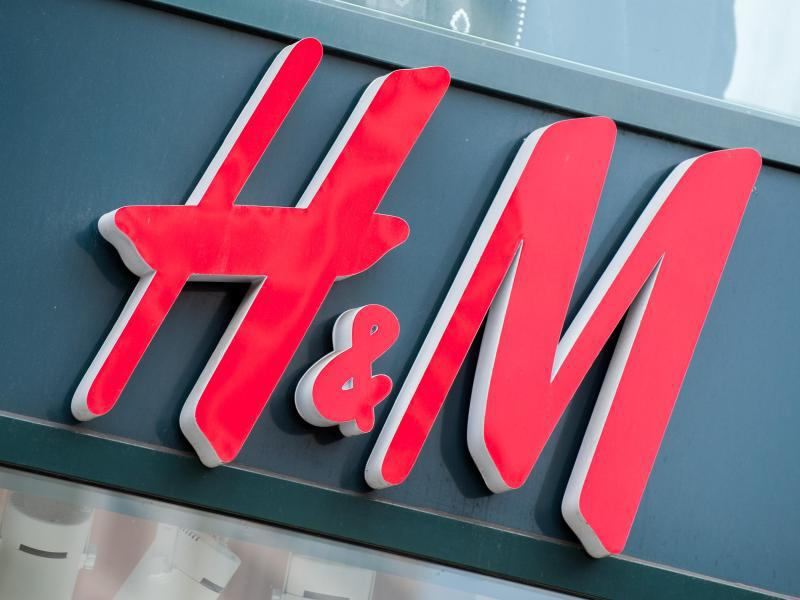 Bild zu H&M-Logo