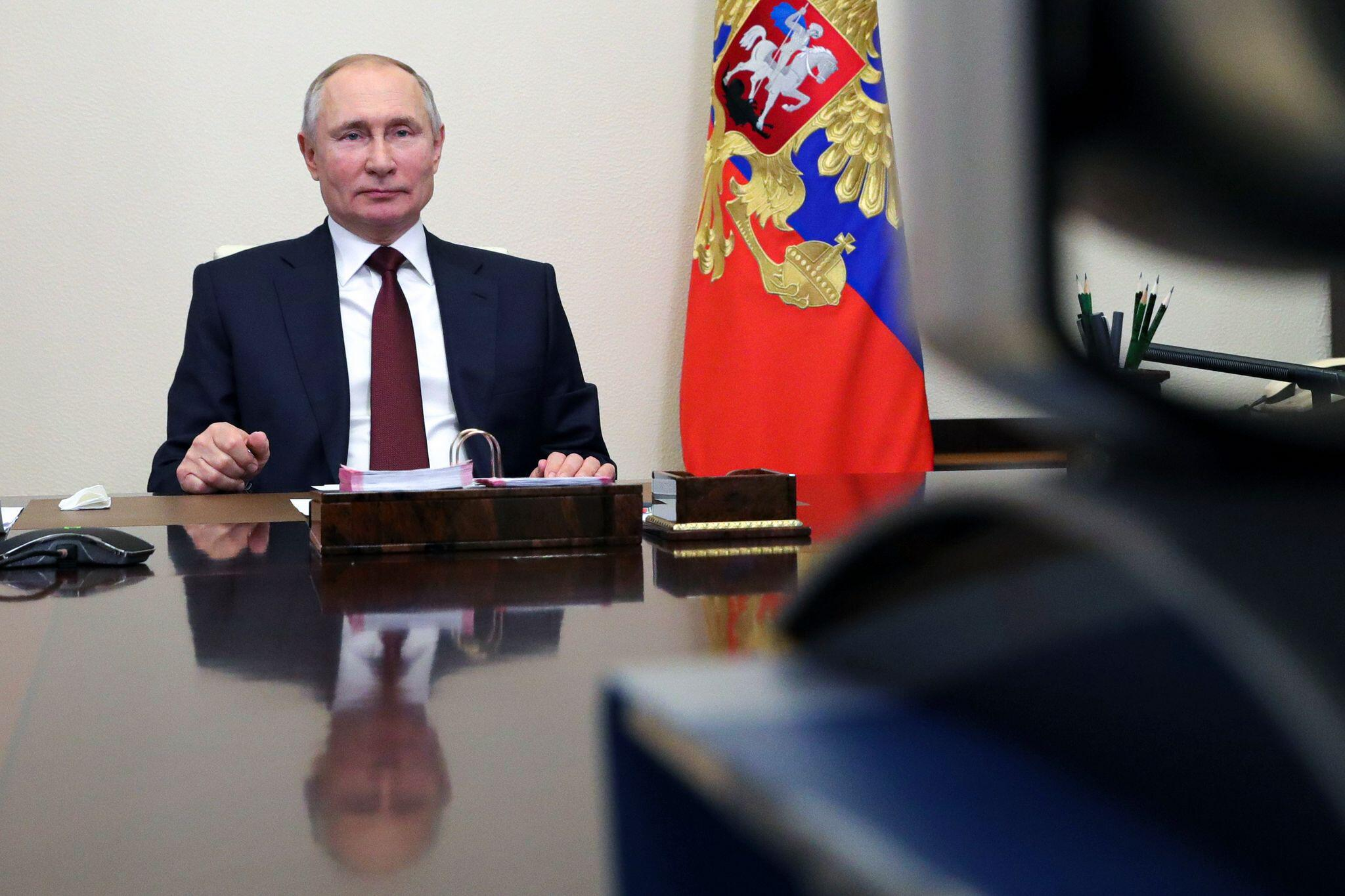Bild zu Russlands Präsident Putin