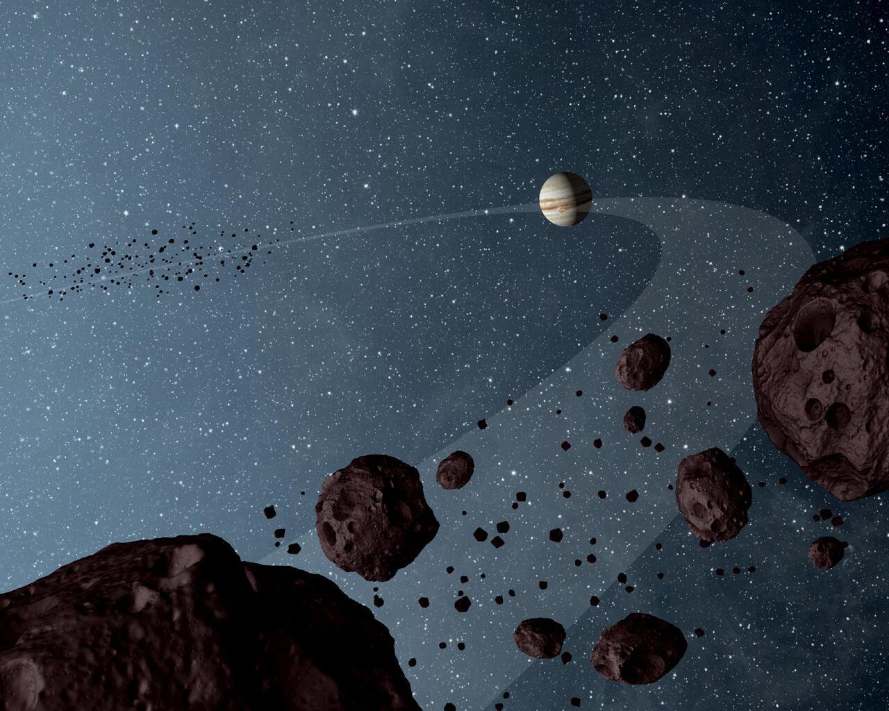 Bild zu Jupiter-Trojaner