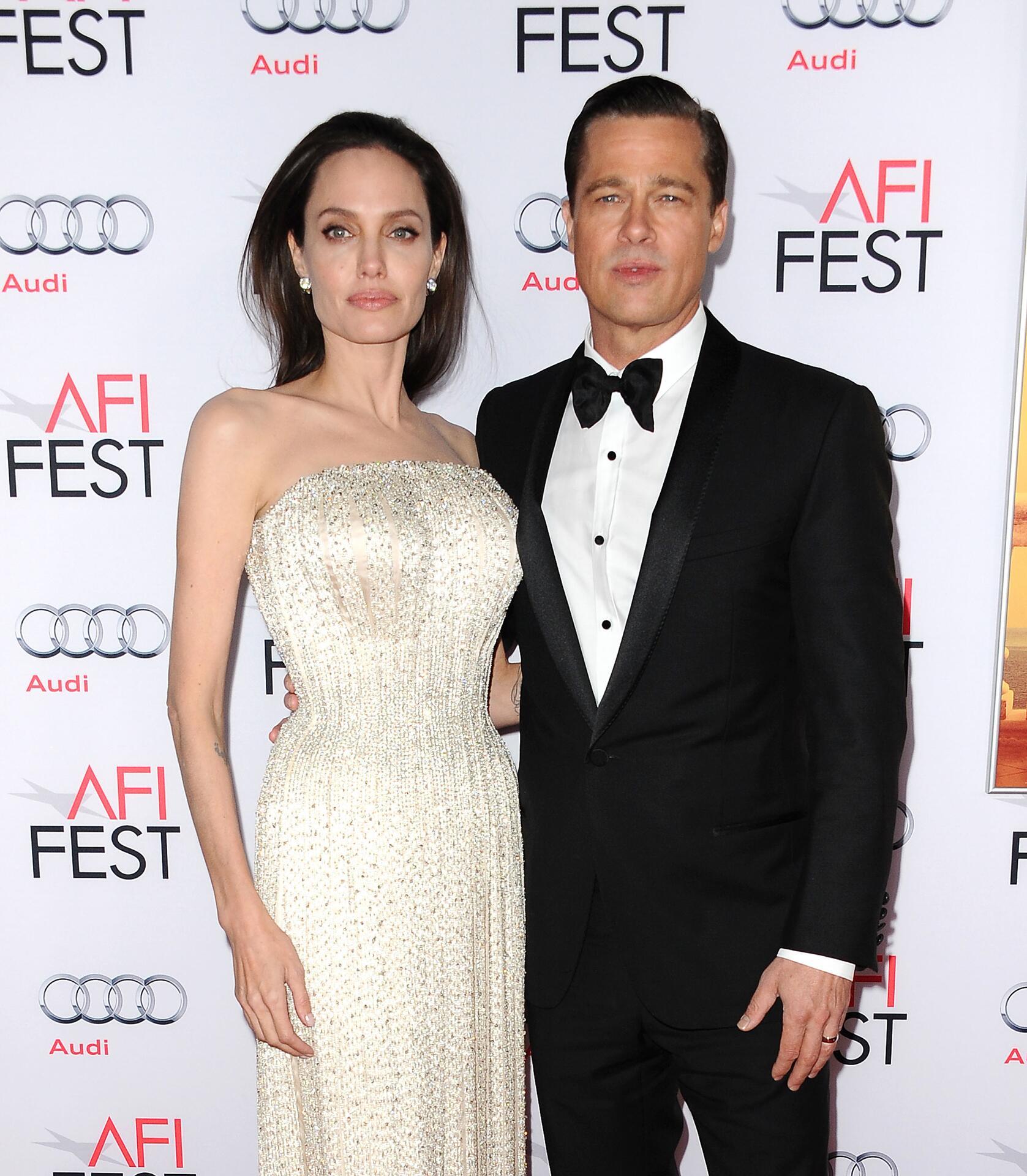 Bild zu Angelina Jolie, Brad Pitt, Trennung