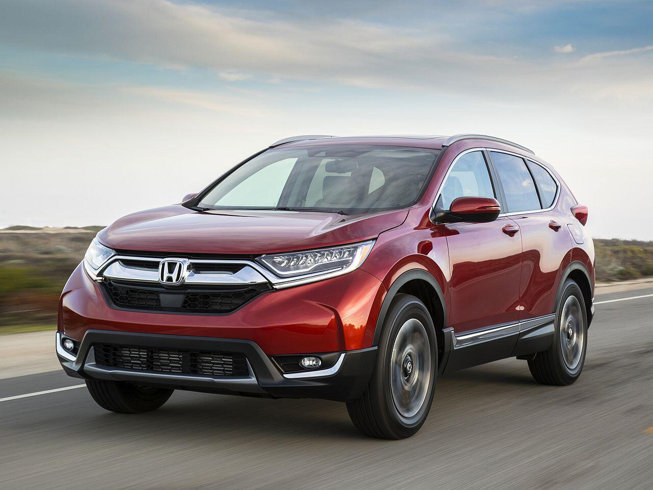Bild zu Platz 5: Honda CR-V