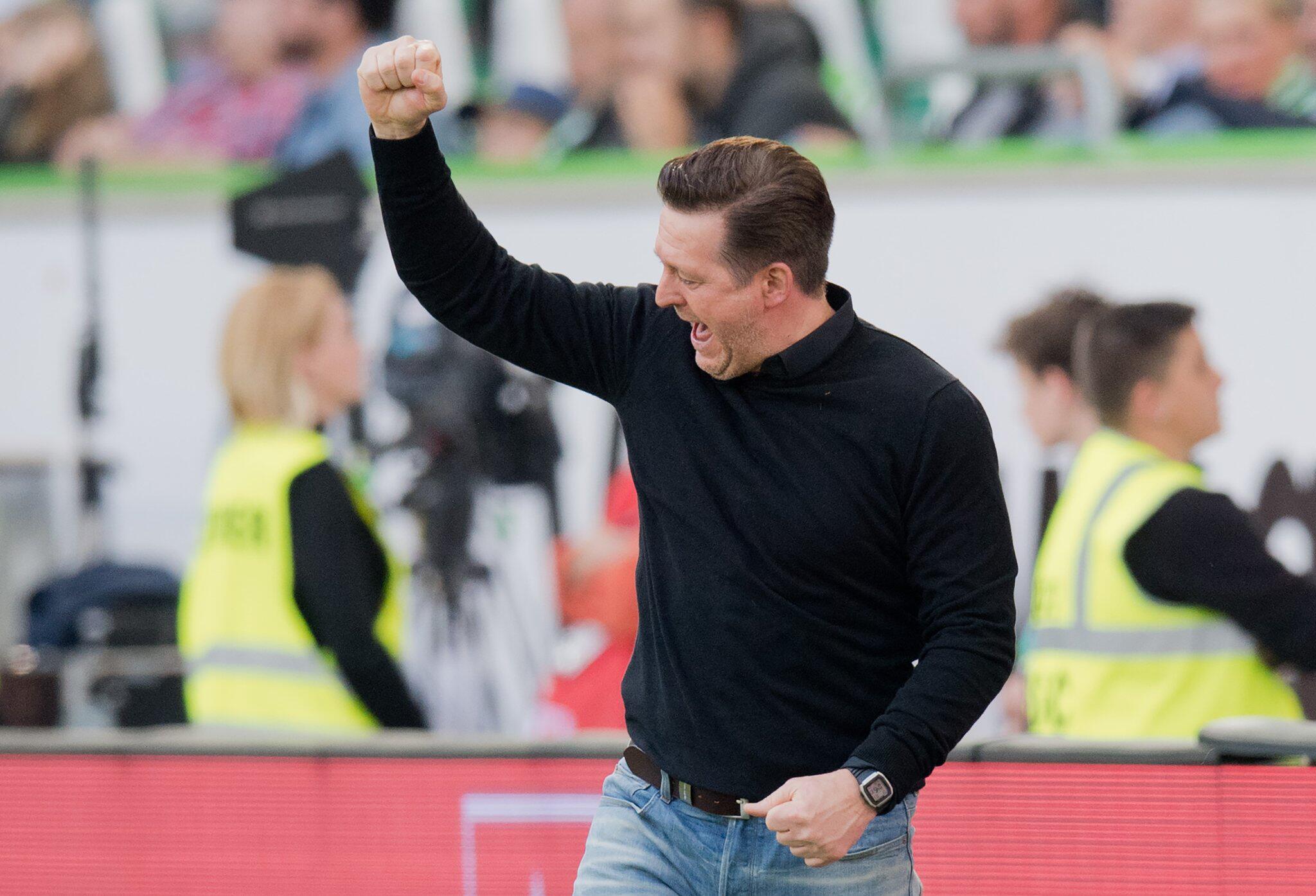 Bild zu VfL Wolfsburg - Hamburger SV
