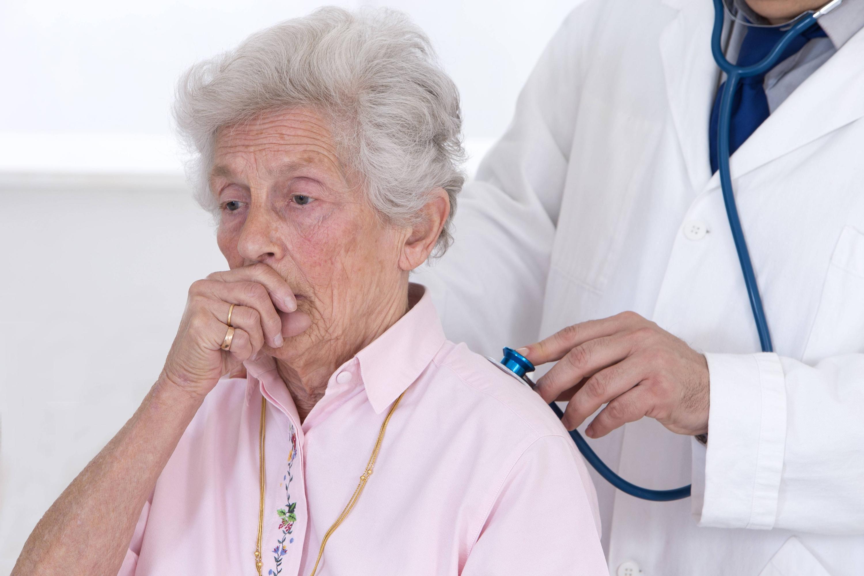 Bild zu Frau, Arzt