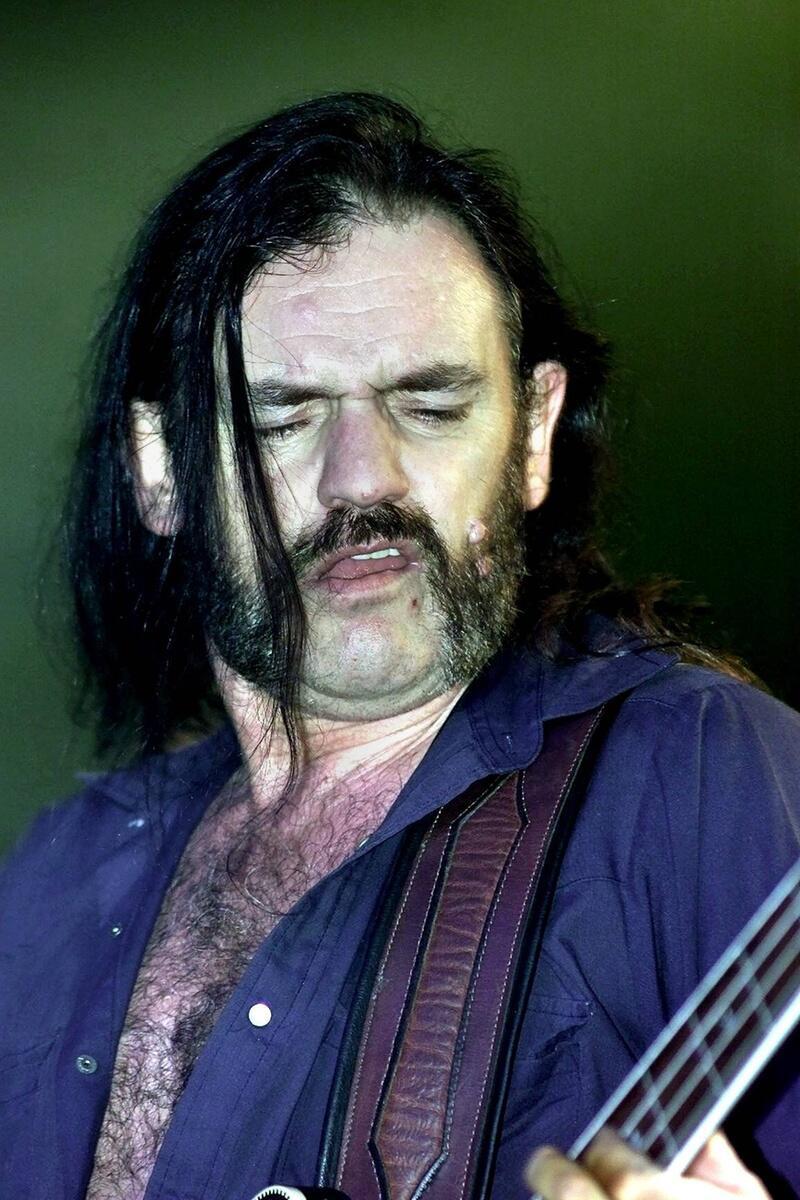 Bild zu Lemmys Makel wird Markenzeichen