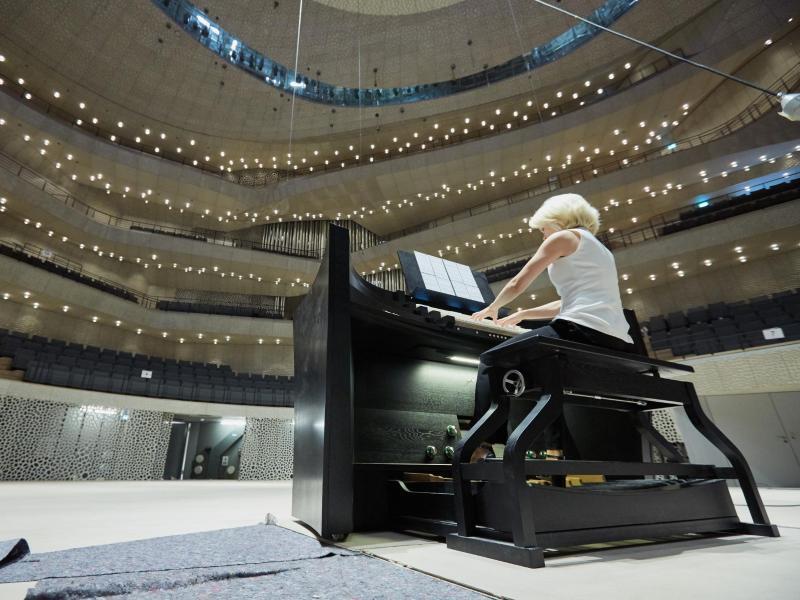 Bild zu Großer Saal der Elbphilharmonie