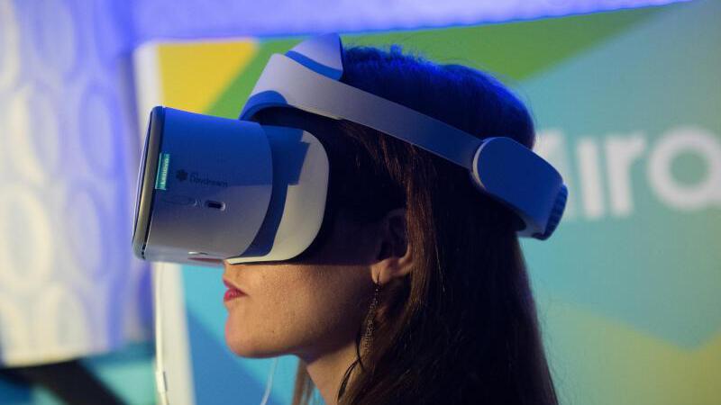 VR-Brille Mirage Solo