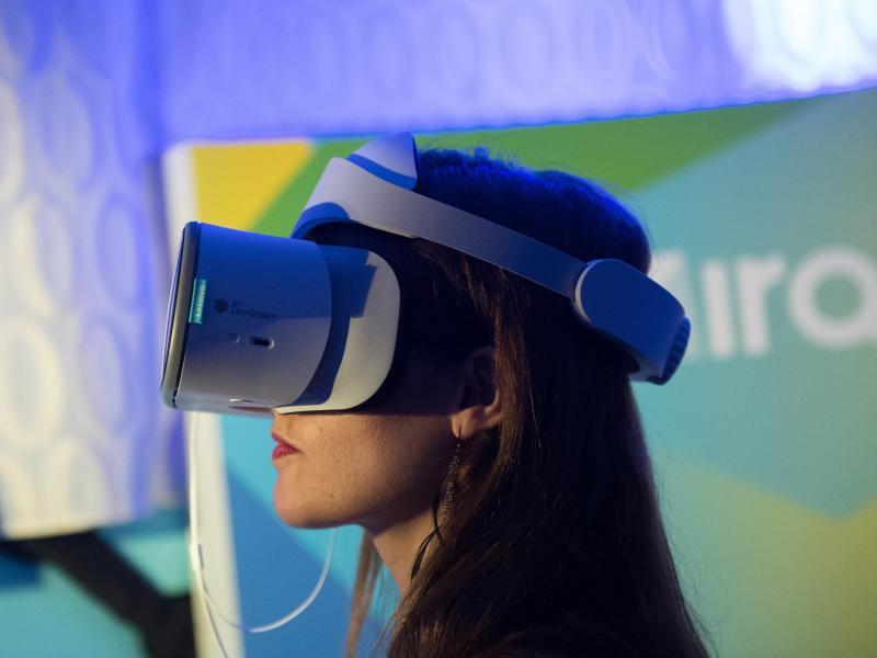 Bild zu VR-Brille Mirage Solo