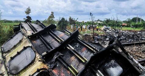 Flugzeugabsturz in Kuba