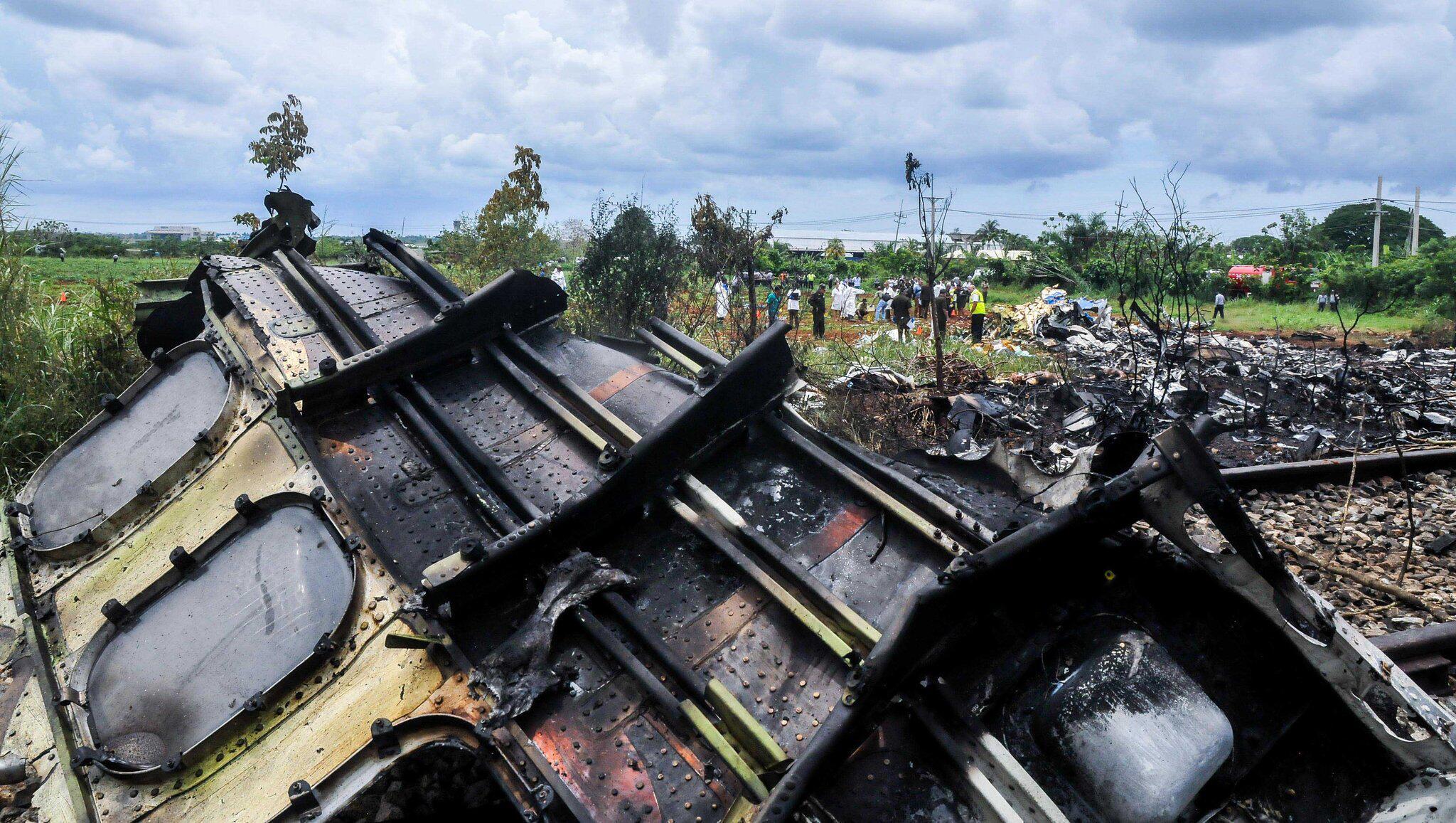 Bild zu Flugzeugabsturz in Kuba