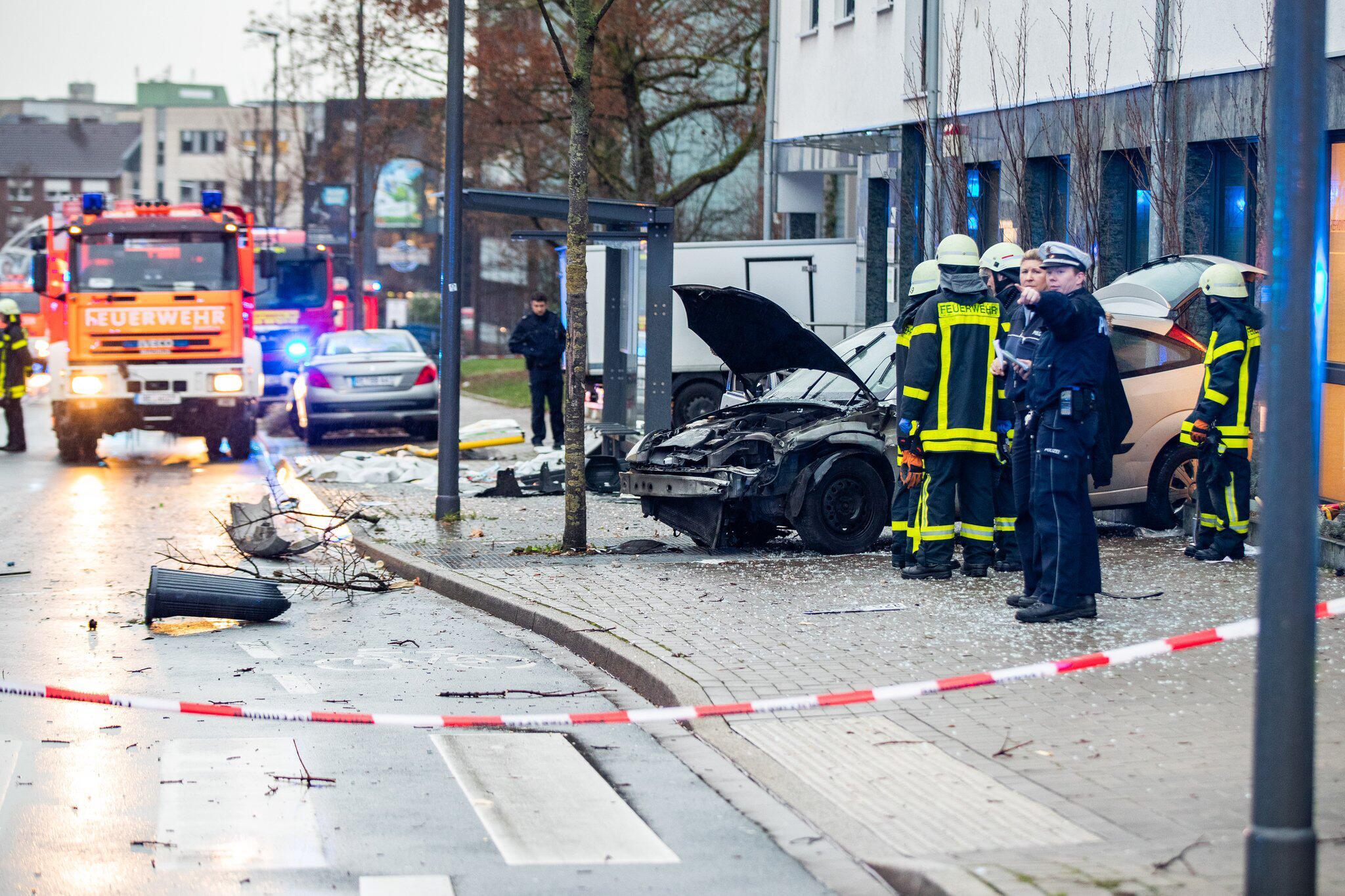 Bild zu Unfall in Recklinghausen