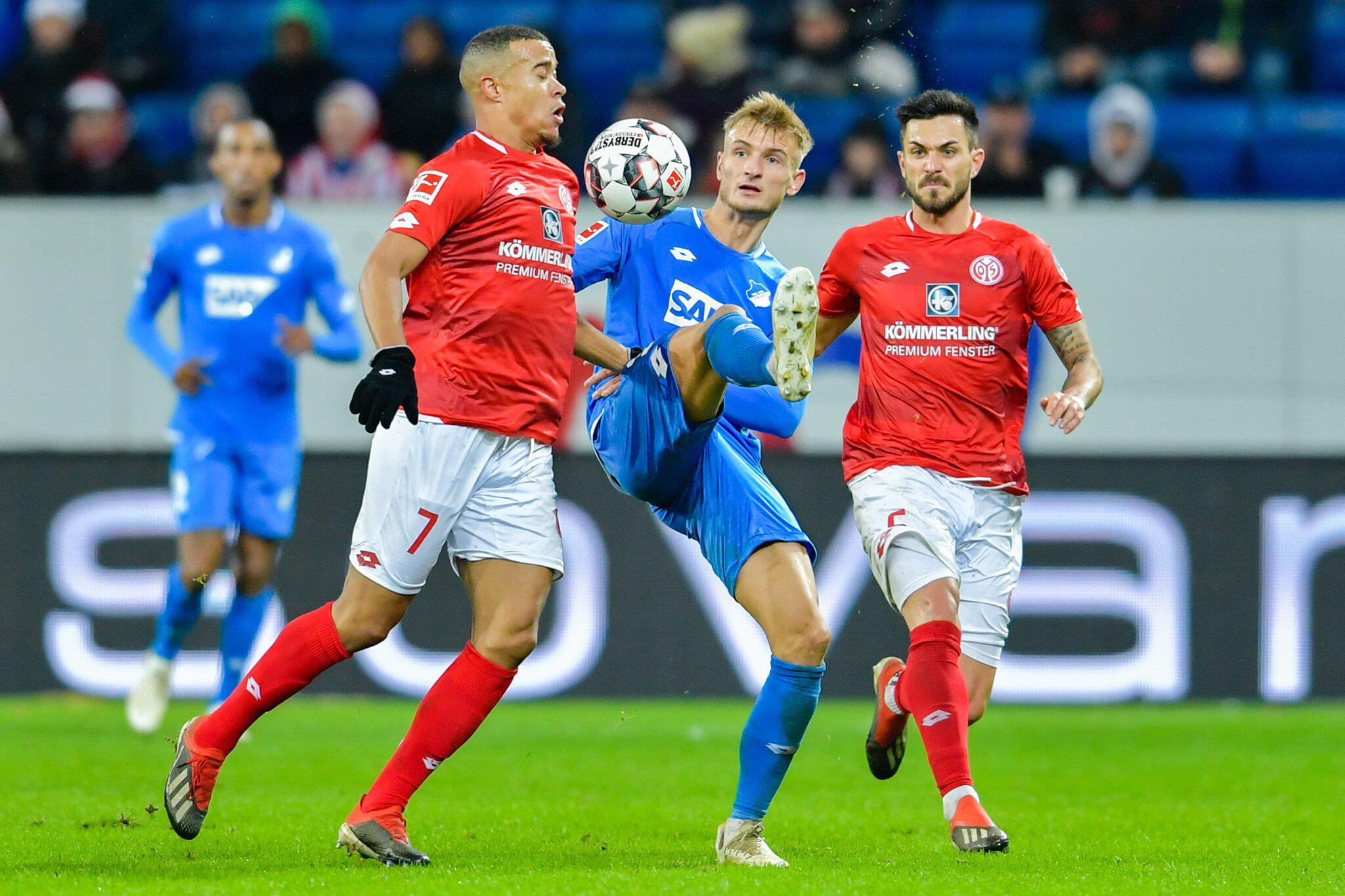 Bild zu 1899 Hoffenheim - FSV Mainz 05