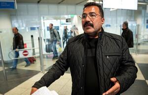 Adnan S., Flughafen, München, Ankunft, Türkei, Verhaftung, Facebook, Ausreisesperre, Verfahren