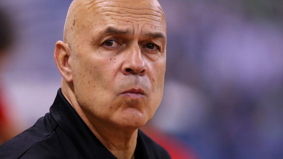 Trainer Christian Gross