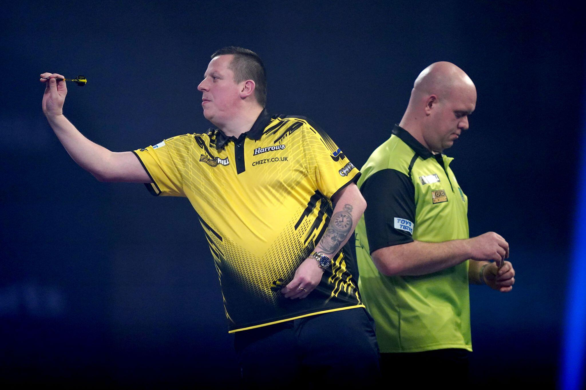 Bild zu Darts-WM in London
