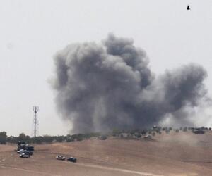 Offensive in Nordsyrien