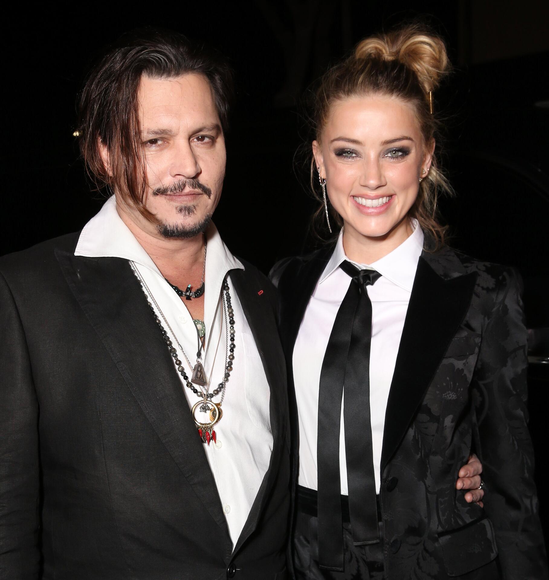Bild zu Johnny Depp, Amber Heard, Trennung