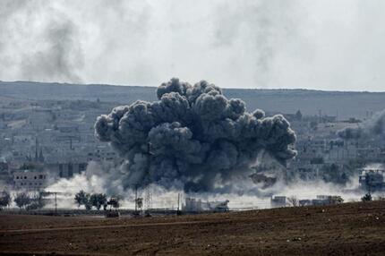 Kampf um Kobane