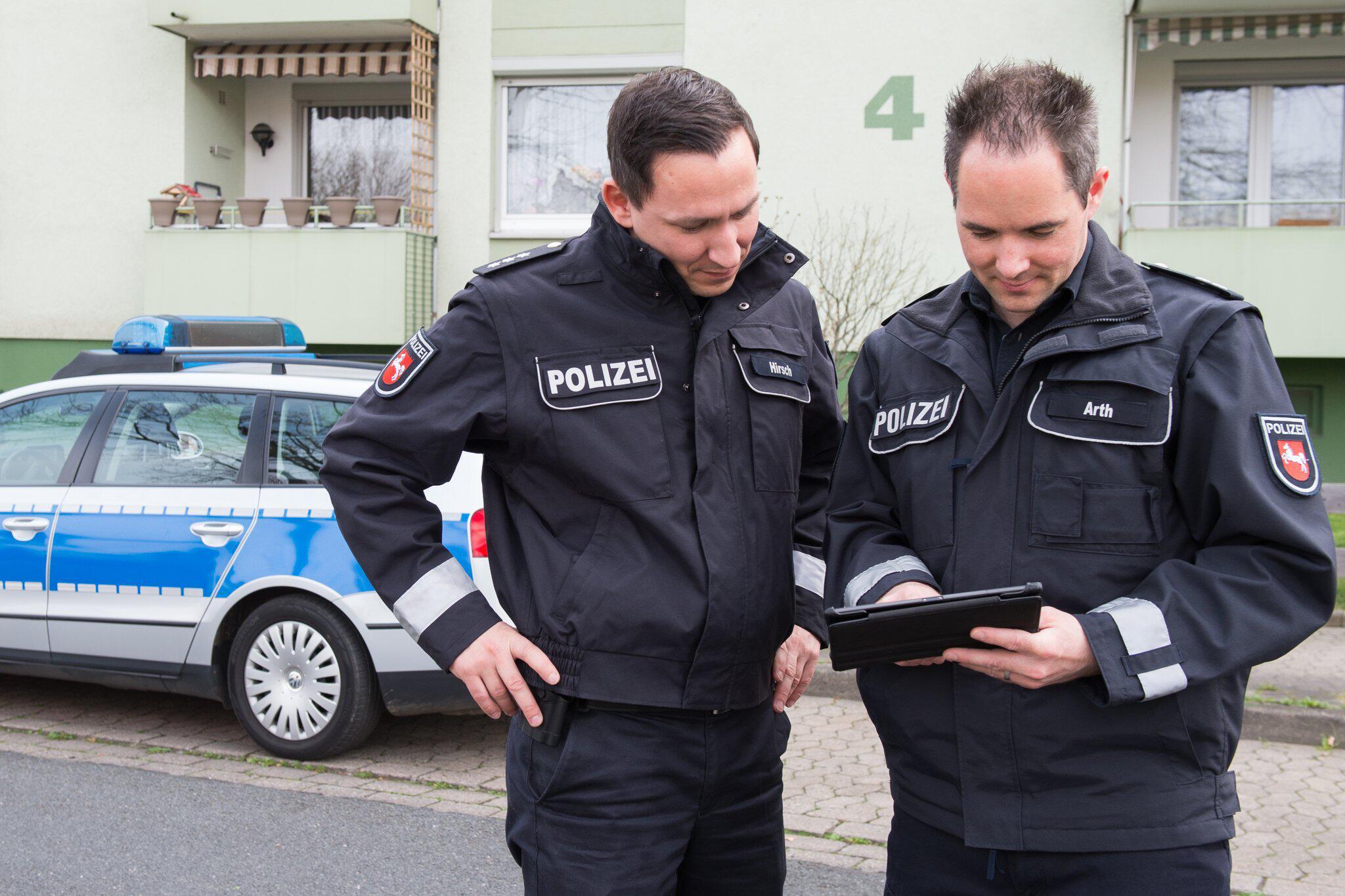 """Bild zu Polizei testet Einbruchs-App """"Premap"""""""