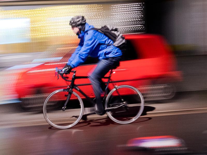 Bild zu Stressiger Stadtverkehr