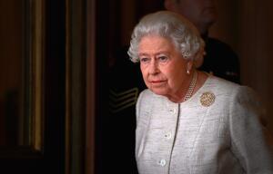 Queen Elizabeth II., Taufe Prinz Louis