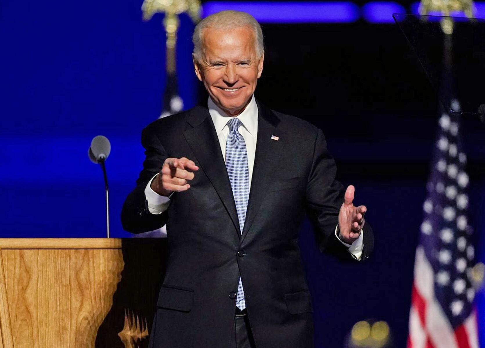 Bild zu Präsidentschaftswahlen in den USA - Delaware