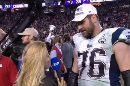 Super Bowl Champion Sebastian Vollmer im Interview