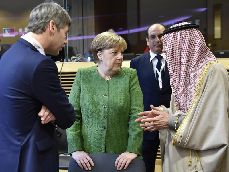 Bild zu EU-Sahel-Treffen