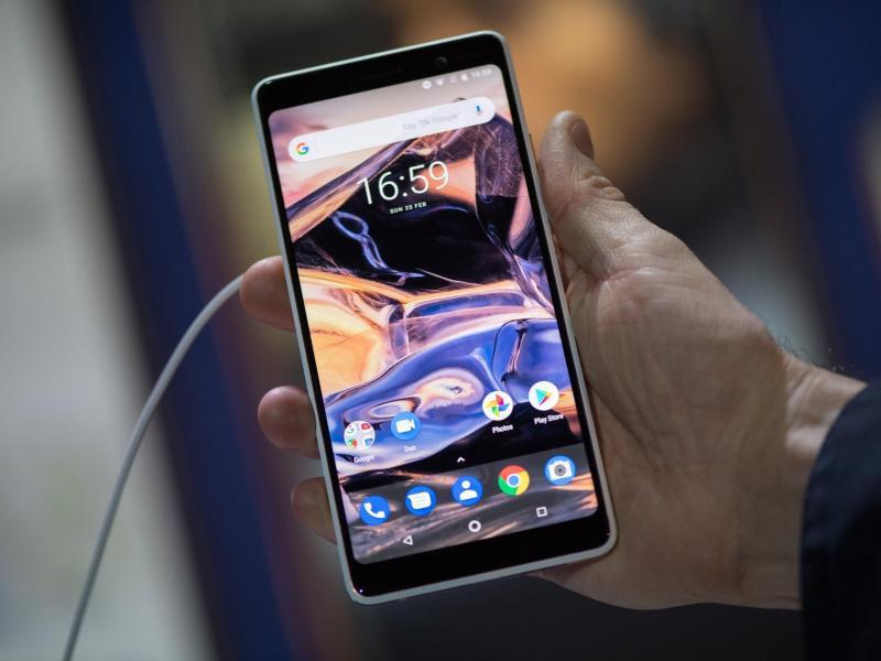 Bild zu Nokia 7 Plus