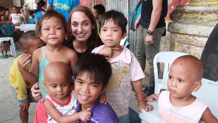 Vera Mäusbacher, UNICEF Deutschland