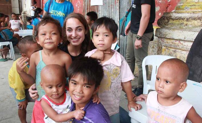 Bild zu Vera Mäusbacher, UNICEF Deutschland