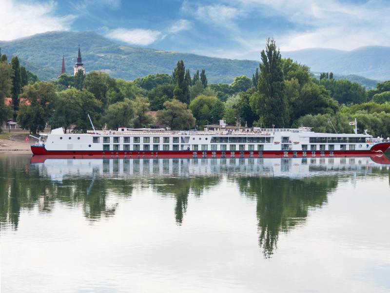 Bild zu Flusskreuzfahrt mit Nicko Cruises