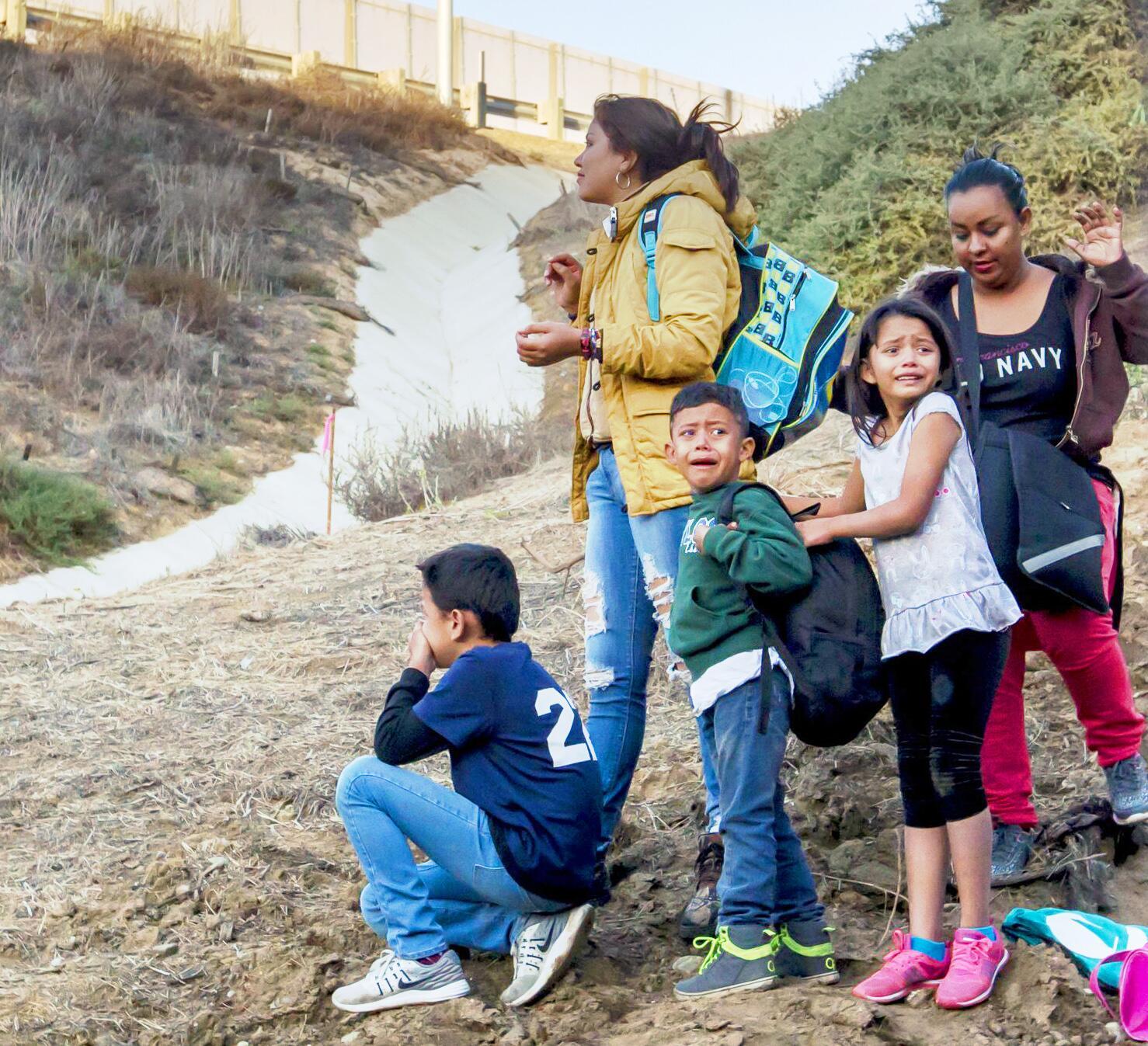 Bild zu Humanitäre Krise an US-Grenze