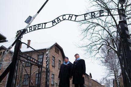 Überlebende des Holocaust