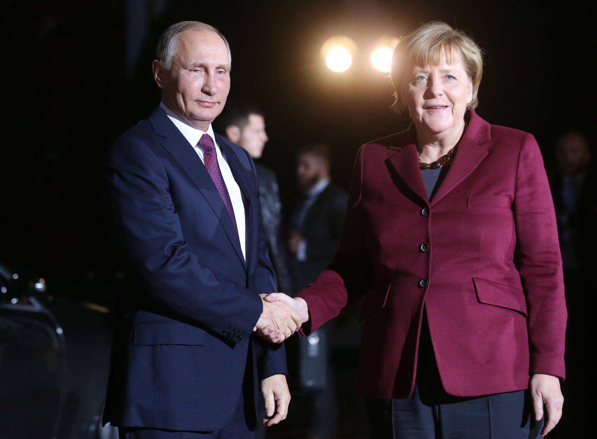 Bild zu Treffen zu Beratungen über Ukraine-Konflikt