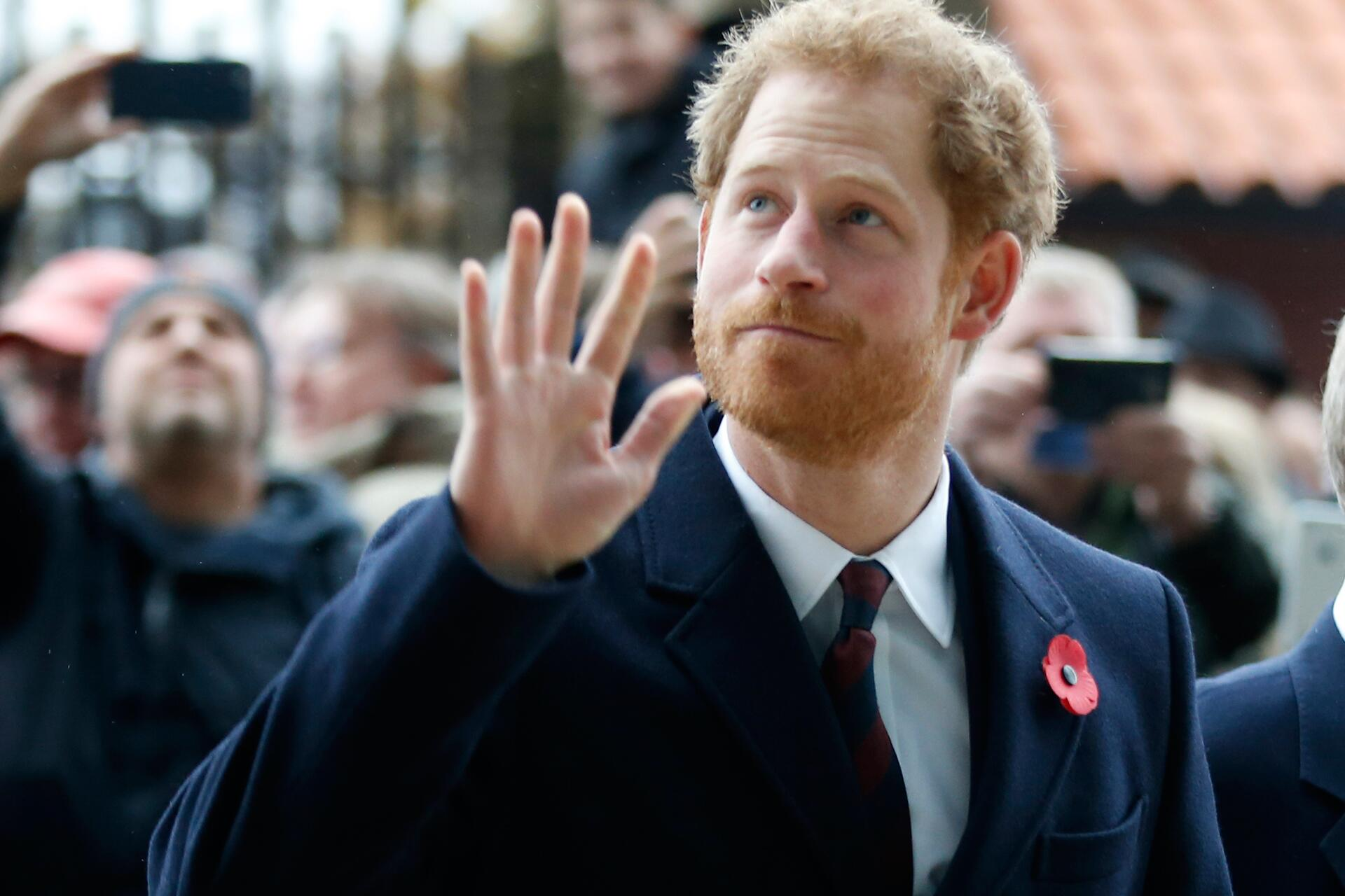 Bild zu Prinz Harry, Royals, Jahresrückblick