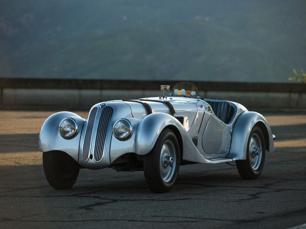 Bild zu BMW 328 bei RM Sotheby's: Traumsportwagen von 1939 für 900.000 US-Dollar