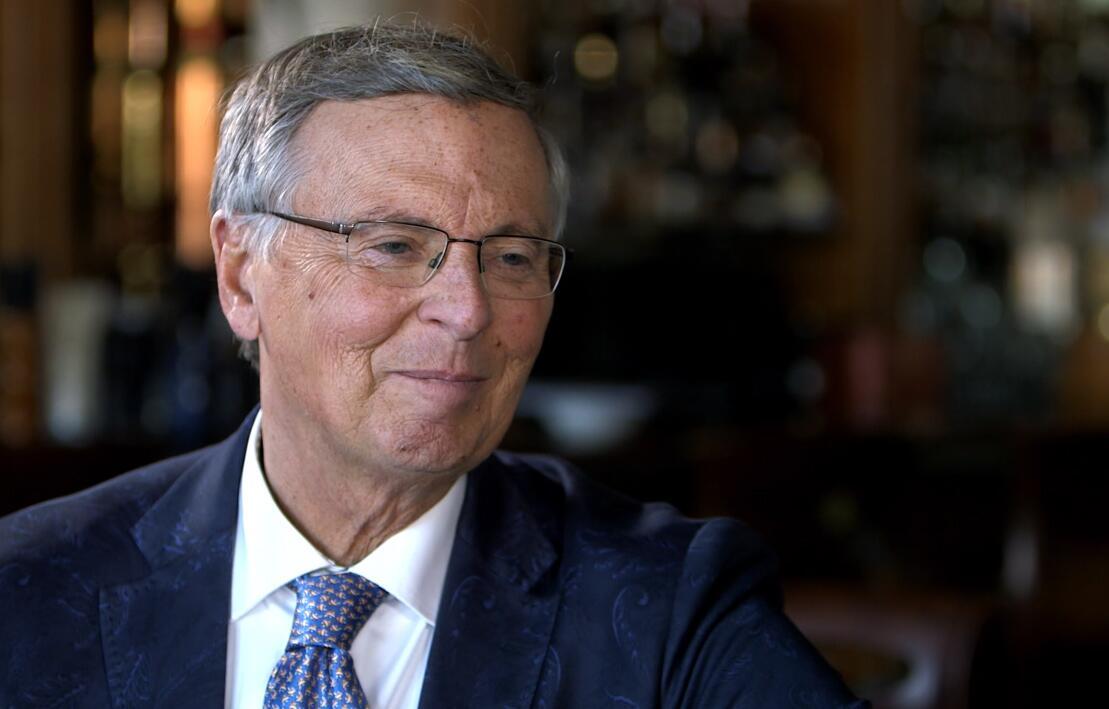 Bild zu Wolfgang Bosbach spricht im Interview über Ruhestand und die Familie.