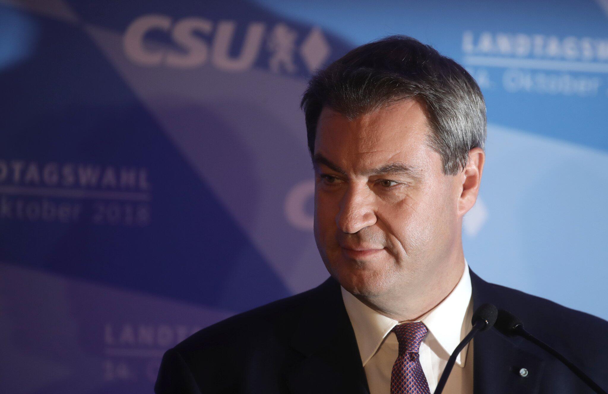 Bild zu Landtagswahl Bayern - CSU