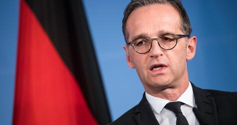 Tschechischer Außenminister Petricek bei Maas