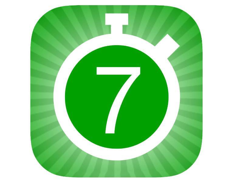 Bild zu App «7 Min Workout»