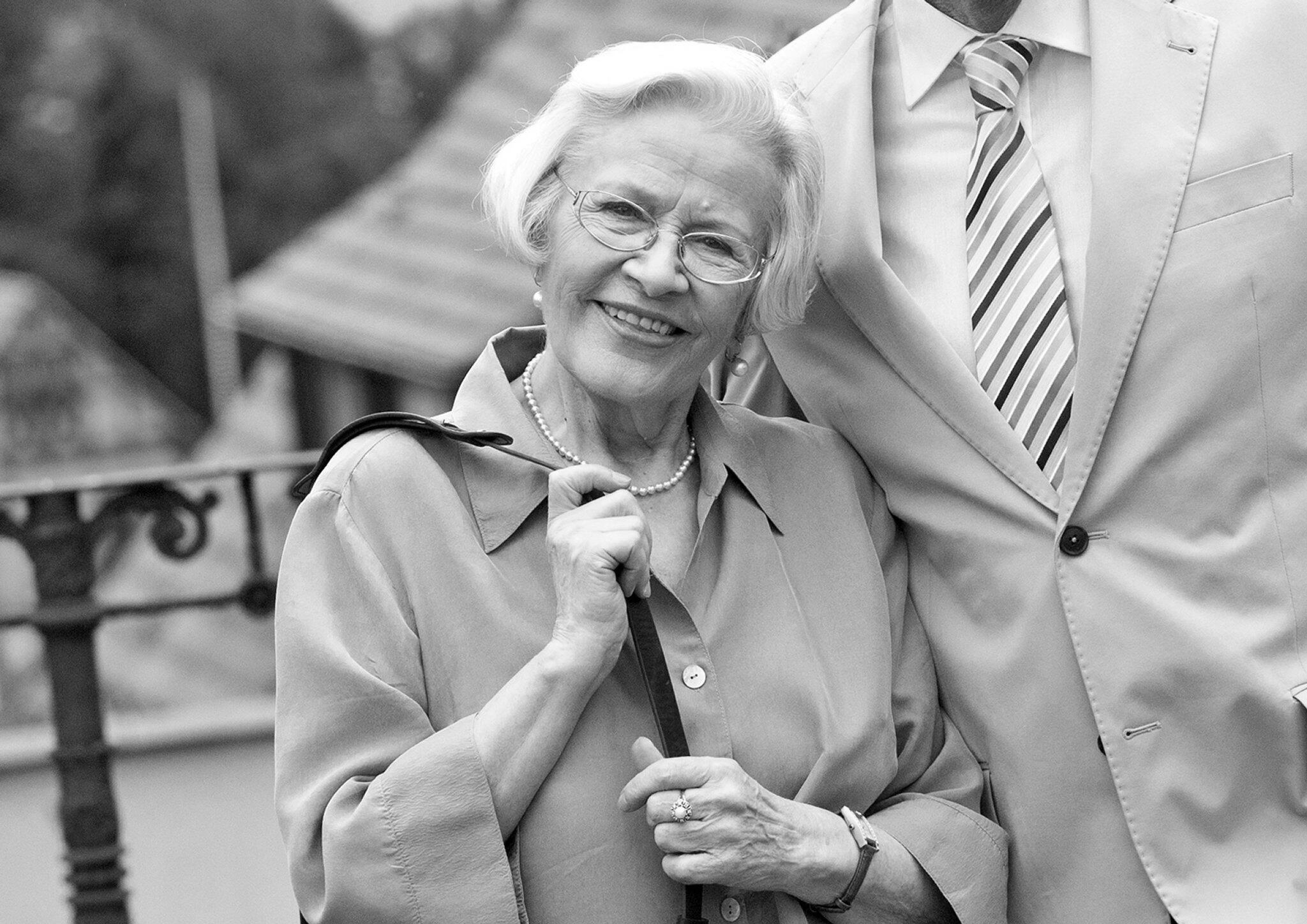 Bild zu Schauspielerin Lissy Tempelhof gestorben